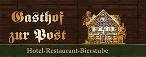 GasthofZurPost Logo - Lauftreff