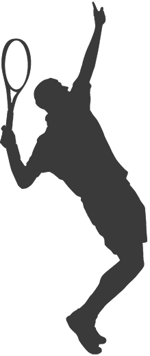 tennis 1 - I. Herren setzen sich in Spitzengruppe fest