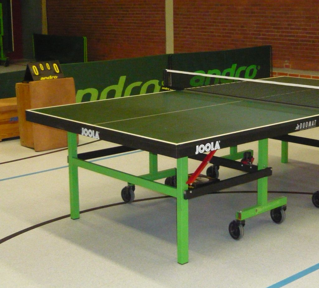 Bild Tischtennisplatte 1024x923 - Saisonvorschau: Der Klassenerhalt genießt höchste Priorität