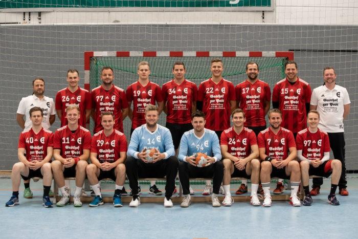 IMG 0590Mannschaftsfoto 2 700x467 - Handballverband Westfalen beendet und wertet die Saison 2019/2020